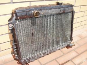 BLUEBIRD 510 Radiator