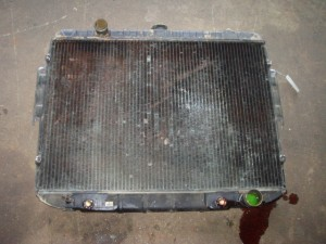 DODGE VAN RADIATOR