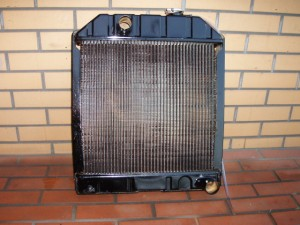 Ford Tractor Radiator 完成