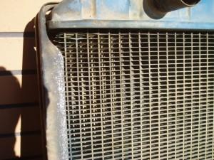 フォード トラクター プレートフィン