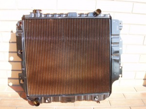 JEEP WRANGLER RADIATOR