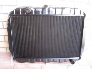 Skyline GC110 Radiator