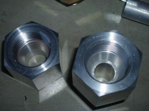 Aluminum NUT