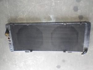 Lamborghini Miura Radiator