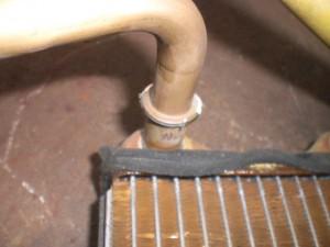 Hilux LN130 Heatercore