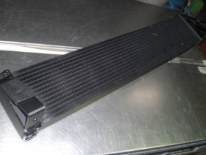 Lorinser K50S supercharger Radiator