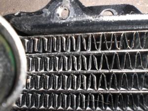 TOYOTA Publica Radiator