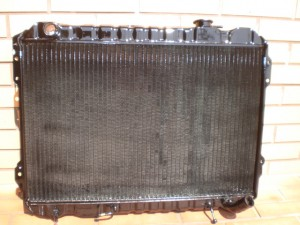 TOYOTA CLOWN GS110 RADIATOR
