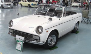 Toyota Publica Convertible