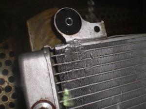 KAWASAKI GPZ900R RADIATOR
