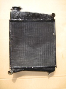 Morris Mini Traveller RADIATOR