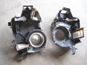 Nissan Figaro HeaterCore Repair