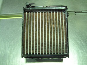 ALPINE A110 HeaterCore