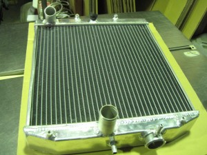 CIVIC TYPE-R  RADIATOR