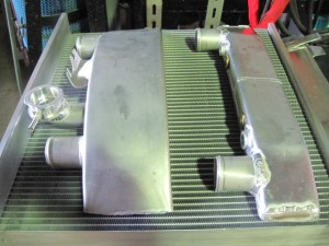 1928〜29y Ford GRIFFIN RADIATOR