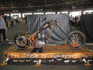 SPEED AND CUSTOM SHOW 2013