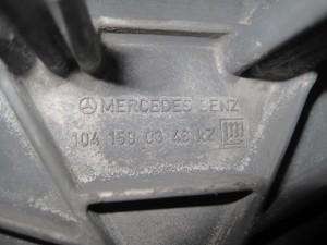 MercedesBenz W124 WrinkleRED