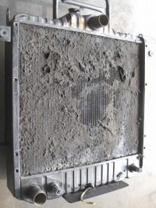 TOYOTA FORKLIFT 4FD135 Radiator