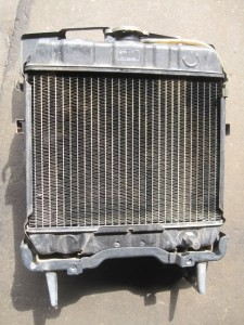 ISEKI TRACTOR TX155 RADIATOR