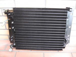 HITACHI  ZX120 A/C Condenser