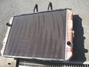Emergency Generator Radiator