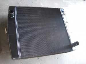 KATO  HD400SE Radiator