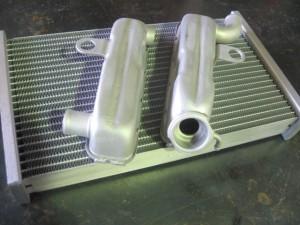 YAMAHA TRX850  Radiator