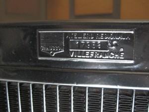 MATRA JET Radiator