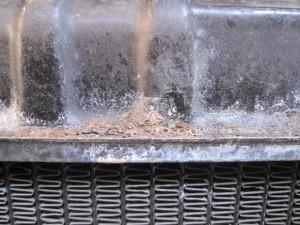 TOYOTA HILUX YN86 Radiator&Condenser