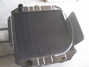 NISSAN FORKLIFT DF05N70  Radiator