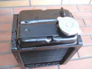 Kubota WELDER ZB600C Radiator