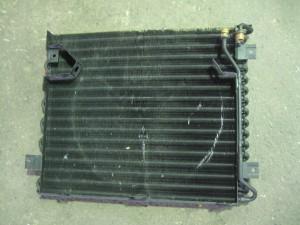 BMW E28 A/Cコンデンサー修理