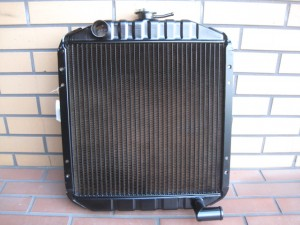 snowblower Radiator