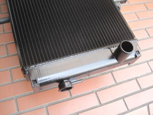 CAT 320C Radiator
