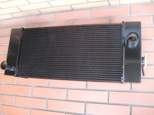 Caterpillar 308E Radiator