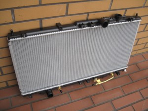 ECLIPSE SPIDER D53A Radiator