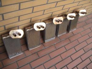 VANAGON T4 Heatercore RHL