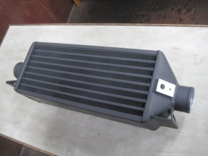 Lotus Exige InterCooler Cerakote