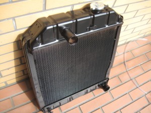 Ford 4600 Toractor Radiator