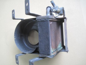 COROLLA LEVIN TE27 Heatercore