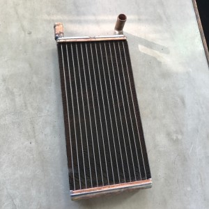 W460 Heatercore