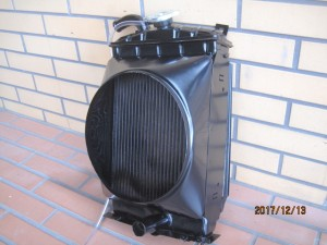 Fiat 600D Radiator