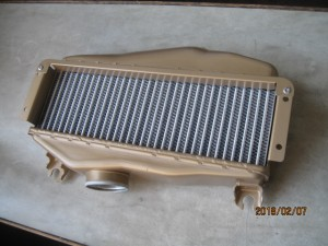 SUBARU IMPREZA GC8 INTERCOOLER