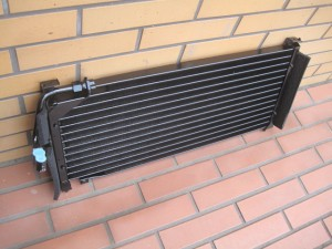 HONDA CR-X A/C Condenser