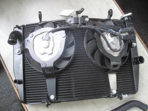 MV AGUSTA F4 Radiator