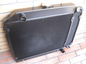 Mercedes Benz W109 Radiator