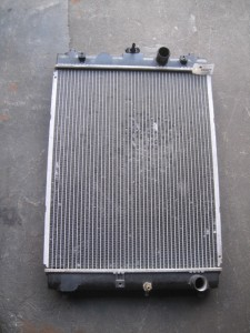 HITACHI EX30U-1 Radiator