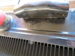 Ford y1937 Radiator