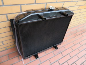 y1950 MERCURY Radiator