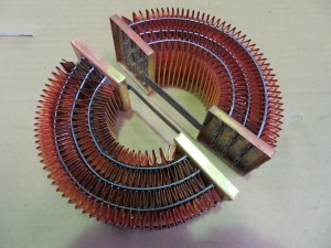 GM Round Heatercore
